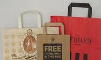 paper tape carrier bags