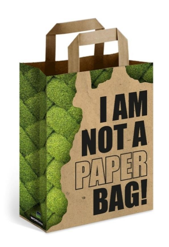 i am not a paper bag