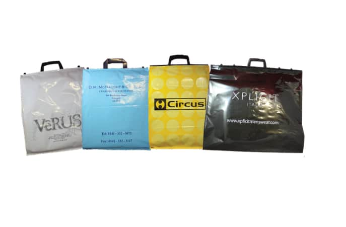 poly bags from woldpac