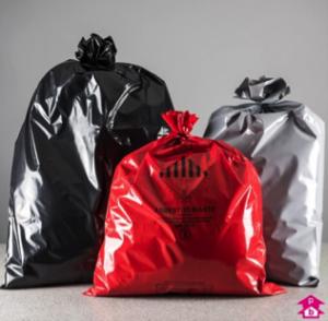 heavy waste bags