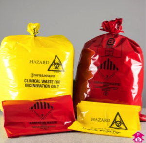 bright waste bags